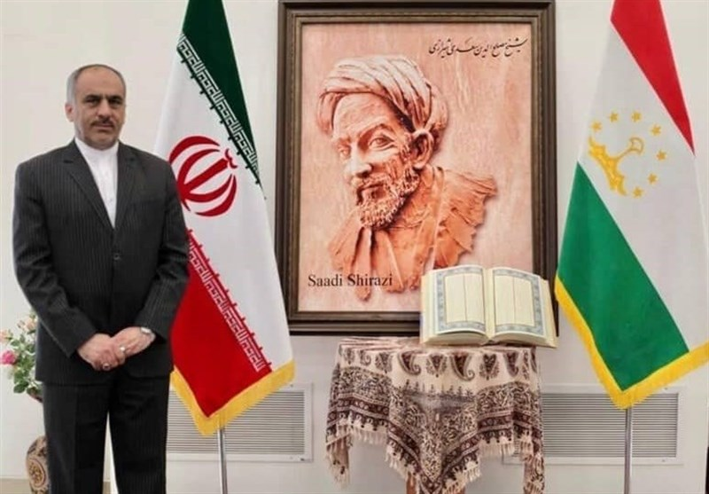 سفیر ایران در تاجیکستان: تجلیل سعدی، تجلیل اخلاق، حکمت و معرفت است