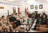 همافزایی فرماندهان انتظامی، مرزبانی و ارتش در کردستان+تصاویر