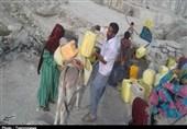 بحران آب در ایران| روایت تسنیم از تراژدی غمبار بیآبی در کوهحیدر بشاگرد / تشنگی مطلق مردم در کنار سد جگین+تصاویر