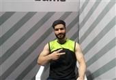 وزنهبرداری قهرمانی آسیا| قناعت جوادی به تک مدال برنز یک ضرب و پنجمی مجموع