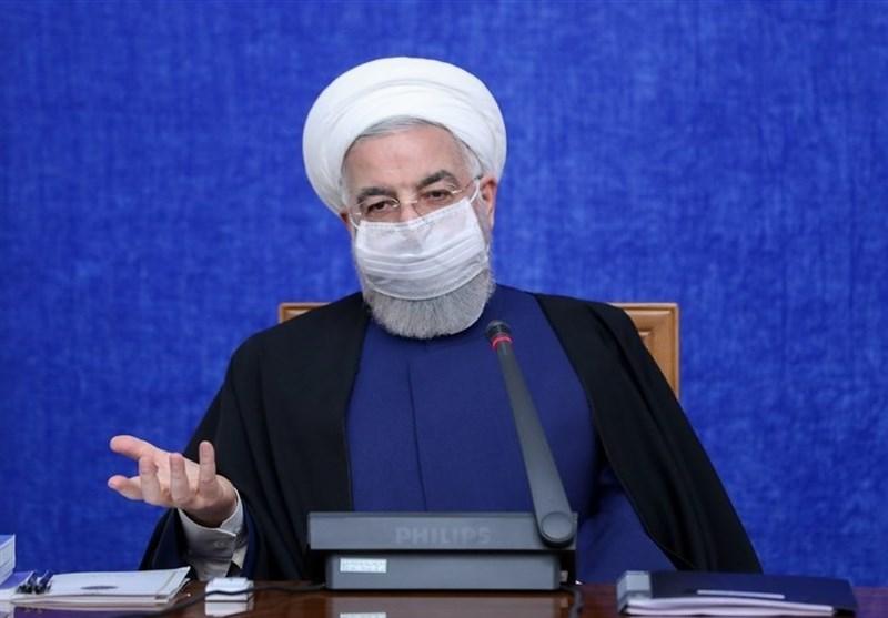 """روحانی: تحریم در """"مرغ """" و """"تخممرغ"""" هم تاثیر گذاشته است"""