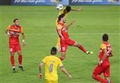 لیگ قهرمانان آسیا| تساوی یک نیمهای فولاد و النصر در حضور وزیر ورزش عربستان