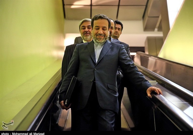 Araqchi: Texts Being Drafted As Latest Round of JCPOA Talks Concludes in Vienna