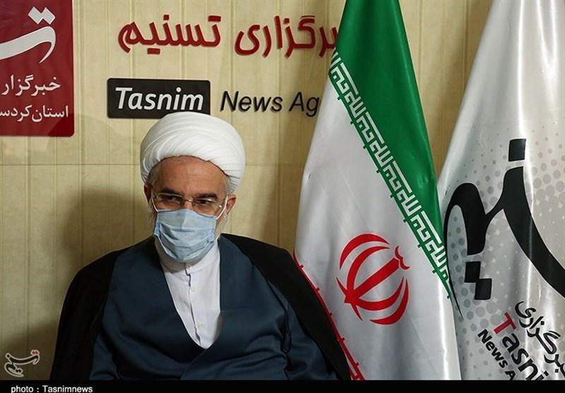 نماینده ولیفقیه در کردستان از دفتر استانی تسنیم بازدید کرد+تصویر