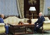 لوکاشنکو: فقط اوکراین مسئول حل و فصل مناقشه دونباس است