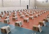 14 هزار بسته معیشتی بین نیازمندان اردستانی توزیع شد