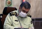 فرمانده نیروی انتظامی: سپاه پاسداران توانسته قلههای افتخار را یکی پس از دیگری فتح کند