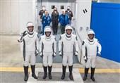 اسپیس ایکس فردا 5 فضانورد به ایستگاه فضایی میفرستد