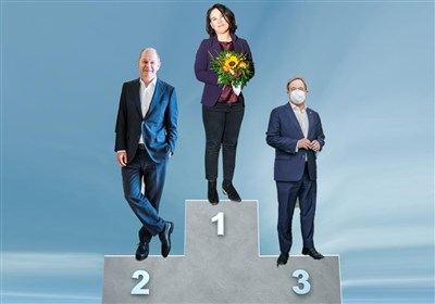 """شوک بزرگ دیگری برای حزب مرکل/ """"آنالنا بائربوک"""" همچنان محبوبترین نامزد صدر اعظمی آلمان"""
