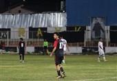 لیگ دسته اول فوتبال| رایکا و قشقایی امتیازات را تقسیم کردند