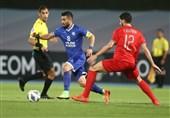 لیگ قهرمانان آسیا| آمار بازی الدحیل - استقلال؛ شکست آبیها در شبی که بیشتر مالک توپ بودند