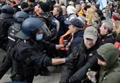 کرونا در آلمان|ازموافقت پارلمان با طرح «ترمز اضطراری» تا درگیری پلیس و معترضان