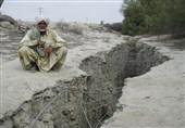 """""""گرگروک"""" غده سرطانی خاک بلوچستان/ کنترل فرسایش خندقی 1400 میلیارد تومان اعتبار نیاز دارد + فیلم"""