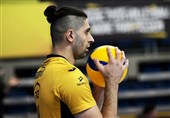لیگ والیبال لهستان| یاران عبادیپور چهارم شدند + عکس