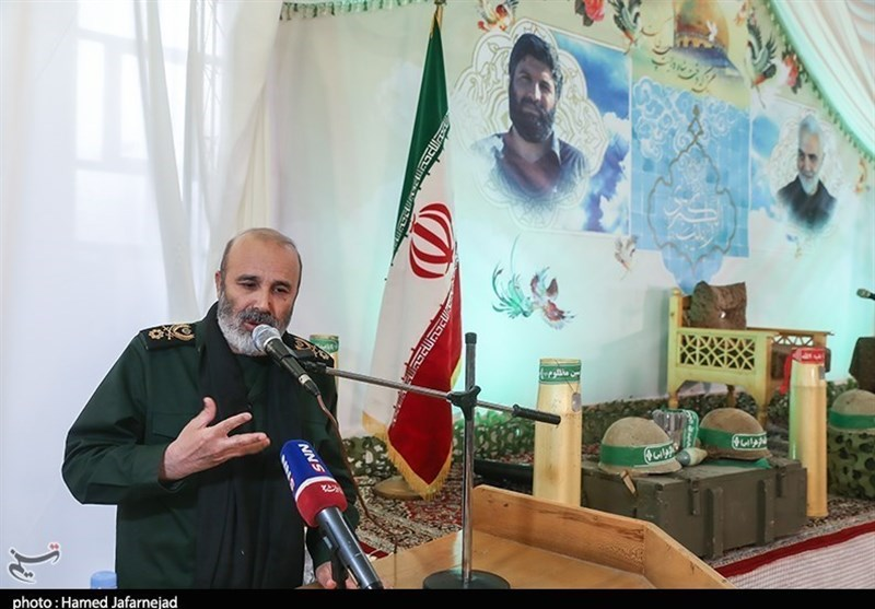 Resistance Forces near Israel's Bases Everywhere: IRGC Quds Force General