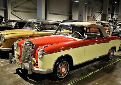 بهرهبرداری از برترین موزههای خودروی تاریخی دنیا طی ۲ ماه آینده در ایران + تصاویر