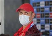 گلمحمدی: موفقیت در نصف مسابقات برای صعود کافی نیست/ گروه ما یکی از سختترین گروههاست