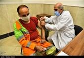 مرحله دوم واکسیناسیون پاکبانان در گرگان آغاز شد