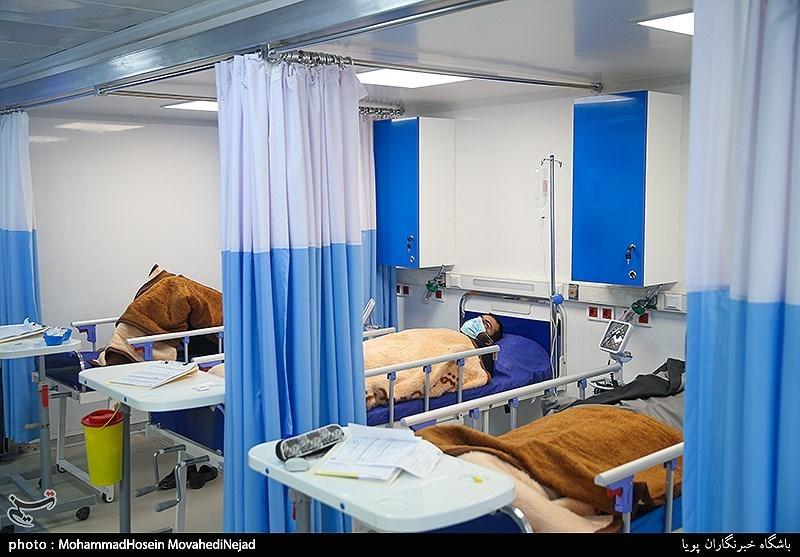 سپاه نخستین بیمارستان سیار تنفسی غرب آسیا را فعال کرد