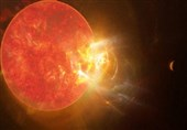Astronomers Detect Extreme Flare from Sun's Closest Stellar Neighbor