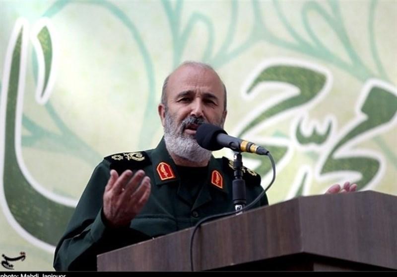 نائب قوة القدس: مجامیع المقاومة متواجدة قرب أوکار الکیان الصهیونی