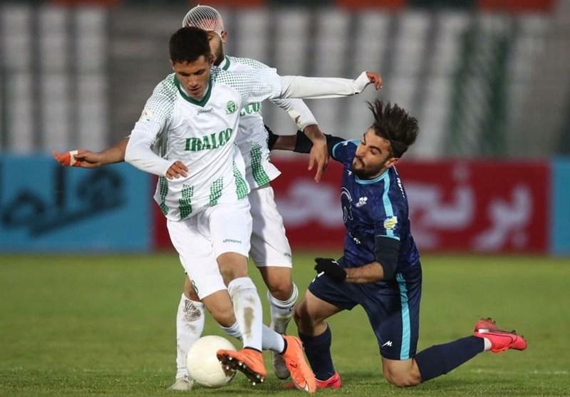 لیگ برتر فوتبال| برتری سپاهان و پیکان و تساوی یک دیدار در پایان نیمه نخست