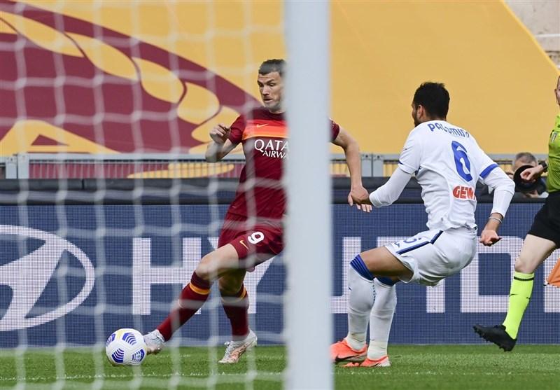 سری A| آتالانتا به رتبه سوم بازگشت/ رُم از سهمیه لیگ قهرمانان فاصله گرفت