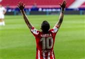 لالیگا| اتلتیکومادرید به صدرنشینی 21 ساعته رئال مادرید خاتمه داد