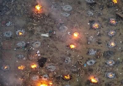 آتش سوزی در یکی از بیمارستانهای هند و مرگ ۱۳ بیمار مبتلا به کرونا
