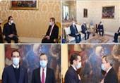 رایزنیهای حریری در ایتالیا/ «نواف سلام» گزینه بن سلمان برای نخست وزیری!
