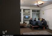 روزه با طعم عشق و آتش؛ ضیافت افطار در ایستگاه شماره 1 آتشنشانی کرمان به روایت تصویر