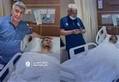 جراحی صورت مهاجم حریف تراکتور در لیگ قهرمانان آسیا