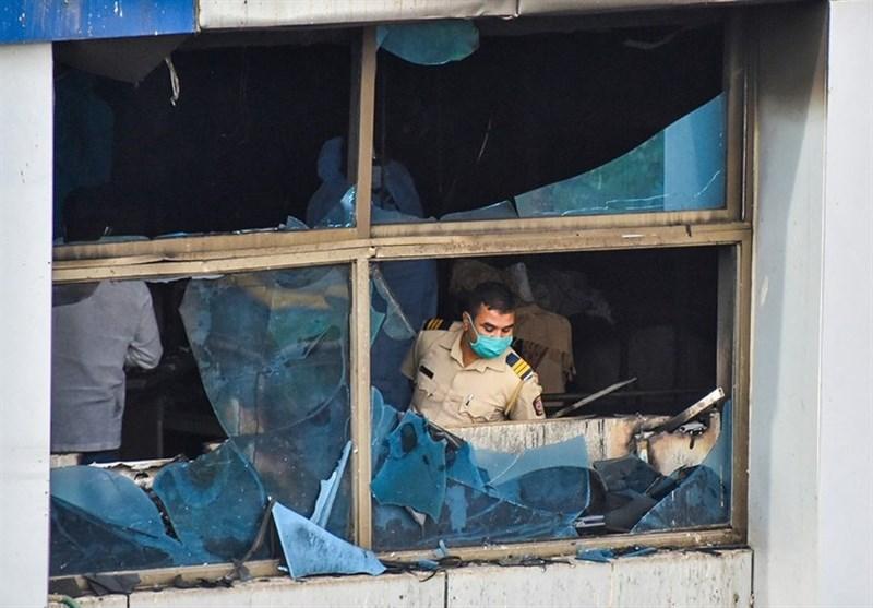 Fire in ICU Ward of Covid-19 Indian Hospital Kills 13 (+Video)