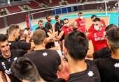 آغاز تمرینات تیم ملی بلغارستان برای لیگ ملتهای والیبال