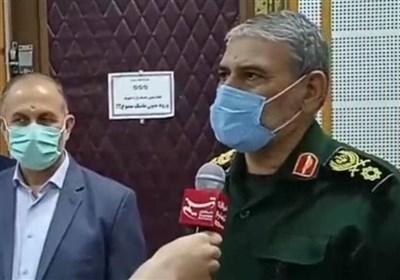 فرمانده سپاه استان خوزستان: تنشهای آبی منطقه را به حداقل خواهیم رساند/ تانکرهای آب سریعاً به روستاها اعزام شد