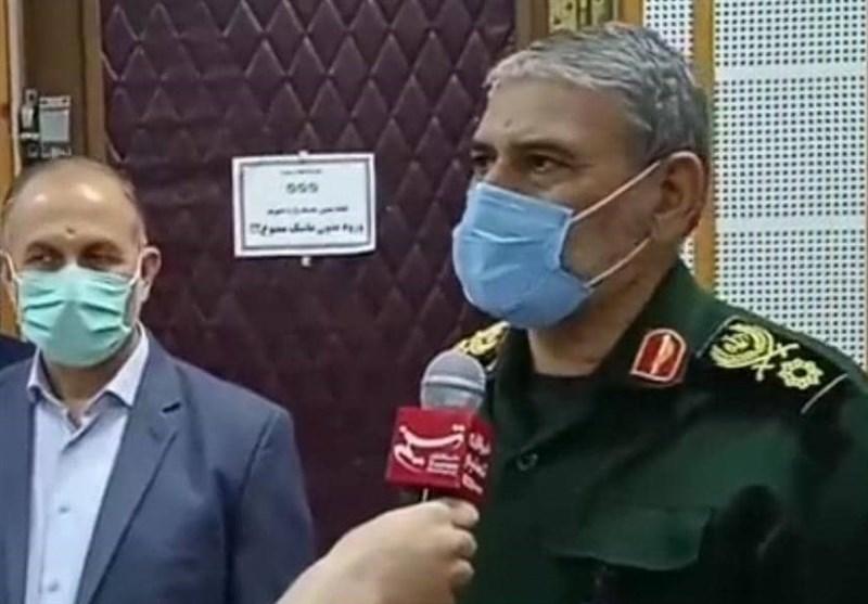 فرمانده سپاه خوزستان: تنشهای آبی منطقه را به حداقل خواهیم رساند/ تانکرهای آب سریعاً به روستاها اعزام شد