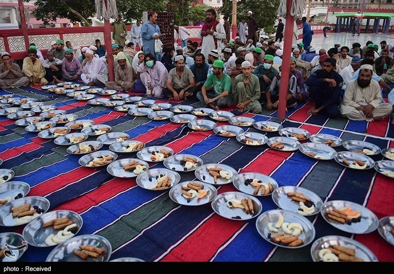 ماه مبارک رمضان در کراچی - پاکستان