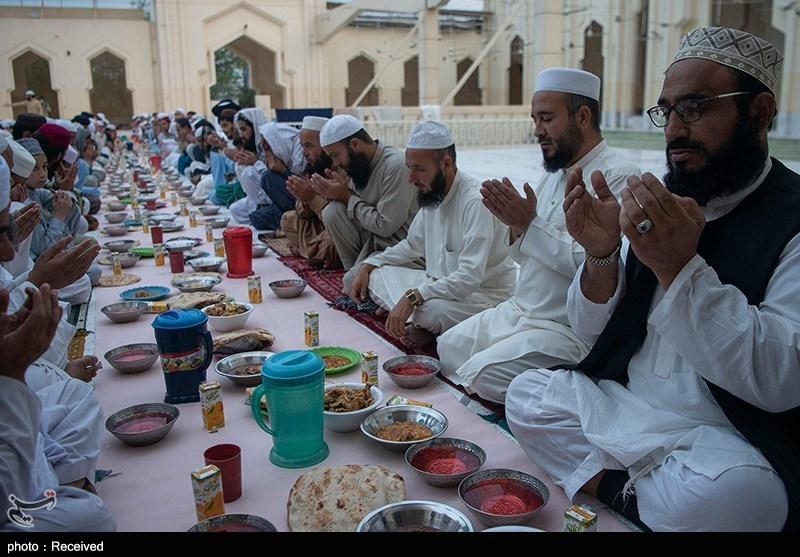 ماه مبارک رمضان در پیشاور - پاکستان