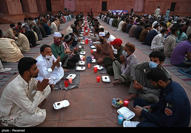 ماه رمضان در لاهور - پاکستان