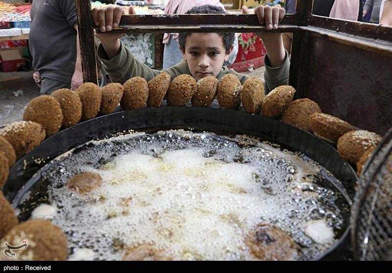 ماه مبارک رمضان در فلسطین