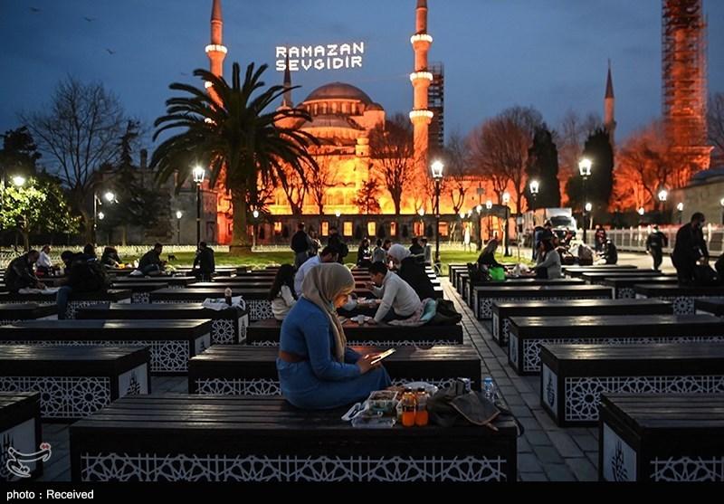 ماه مبارک رمضان در ترکیه