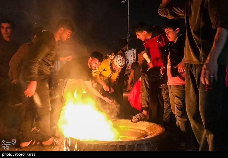 انتفاضه فلسطین اعتراضات جبالیا