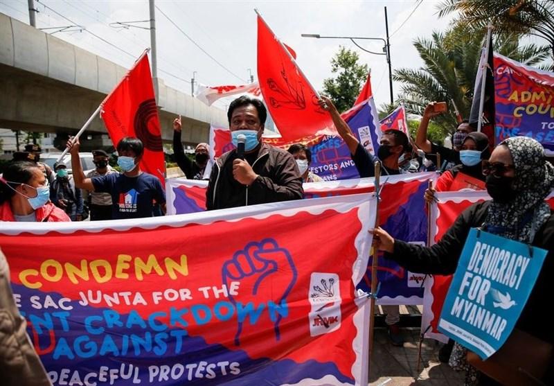 دستور ارتش میانمار برای تعلیق 11 هزار نیروی دانشگاه