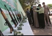ضربه سنگین اطلاعات به باند بزرگ قاچاق در آذربایجان غربی/ کشف یک تن انواع مواد مخدر و 400 قبضه انواع سلاح