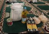4800 بسته معیشتی با محوریت مساجد و پایگاههای مقاومت در شیراز توزیع میشود