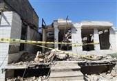 ریزش آوار ساختمان در مشهد سبب فوت 2کارگر شد