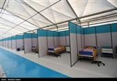 ساخت بیمارستان صحرایی 100 تختخوابی در زاهدان ظرف 5 روز توسط ارتش