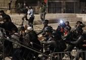 حمله نظامیان صهیونیست به محله «الشیخ جراح» برای دومین شب متوالی