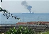 Syria Tanker Fire Result of Safety Blunder, Not Military Attack