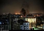 حمله توپخانهای رژیم صهیونیستی به یک مرکز دیدهبانی در غزه